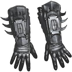 Batman Arkham City Deluxe Batman Gloves Costume Accessory