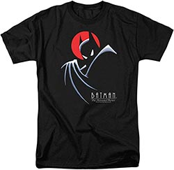 Batman The Animated Series Logo T Shirt