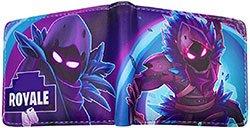 Battle Royale Bi Fold Wallet