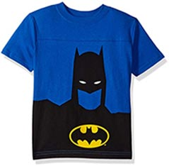 Dc Comics Boys Glow In The Dark T Shirt