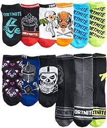 Fortnite Boys Socks 12 Days Of Socks!