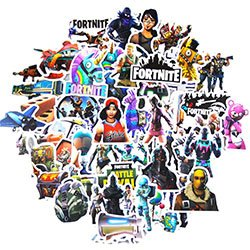 Fortnite Gaming Stickers