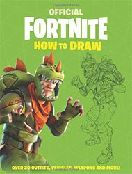 Fortnite How To Draw Guide Book