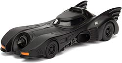 Jada 1989 Batman Batmobile 1 32 Die Cast Model Car