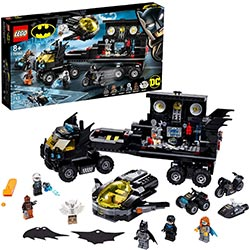 Lego Dc Mobile Bat Base
