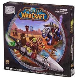 Mega Bloks World Of Warcraft Barren Lands
