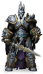 Neca Heroes Of The Storm Series 2 Arthas Action Figure