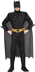 The Dark Knight Trilogy Adult Batman Costume