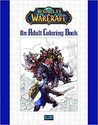 Wow Adult Coloring Book