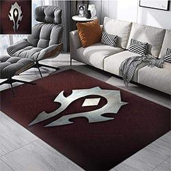 Wow Horde Living Room Rug