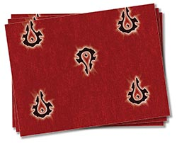 Wow Horde Wrapping Paper