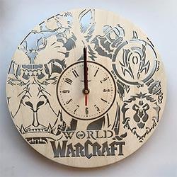 Wow Wall Clock