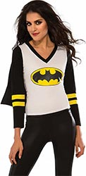 Womens Dc Superheroes Batgirl Sporty Tee