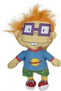 90s Cartoon Plush Chuckie