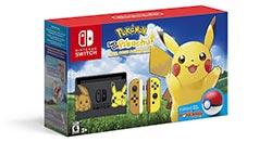 A Big Gift Pikachu Nintendo Switch Bundles