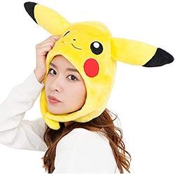 A Cute Pikachu Beanie Hat