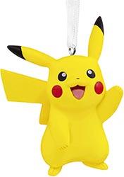A Pikachu Ornament