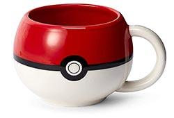 A Pokeball Mug