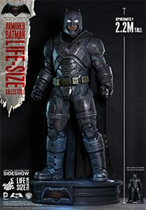 Armored Batman Life Size Figure