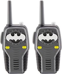 Batman Frs Walkie Talkies For Kids With Lights And Sounds