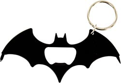Batman Multi Tool Bottle Opener Keychain