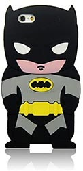 Batman Soft Silicone Gel Back Cover Case For Iphone
