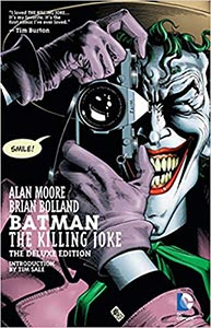 Batman The Killing Joke Deluxe Edition Hardcover