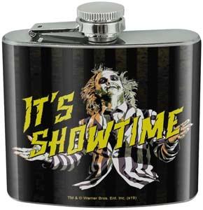 Beetlejuice Flask