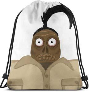 Beetlejuice Shrunken Head Bag