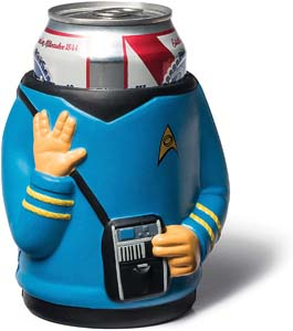 Bigmouth Inc Star Trek Spock Drink Kooler