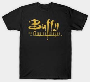 Buffy Logo T Shirt