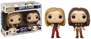Buffy And Faith Funko Pop Figures 2 Pack