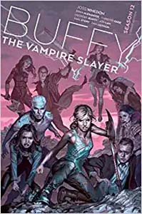 Buffy The Vampire Slayer Comic Books