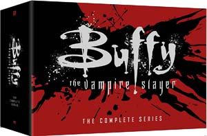 Buffy The Vampire Slayer The Complete Series Box Set