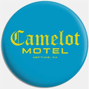 Camelot Motel Pin