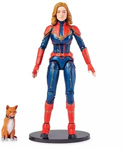 Captain Marvel Collector Edition Action Figure