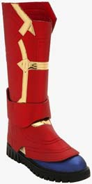 Captain Marvel Cosplay Boots