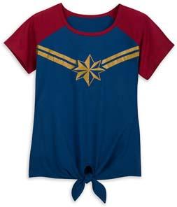 Captain Marvel Fashion T Shirt
