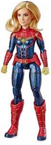 Captain Marvel Power Fx Action Figure That Lights Up