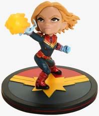 Captain Marvel Q Fig Collectible Figure