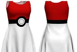 Catchem All Pokemon Dress