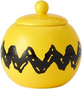 Charlie Brown Cookie Jar