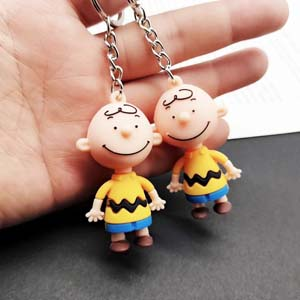 Charlie Brown Keychain