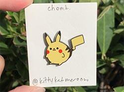 Chonky Pikachu