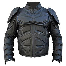 Classyak Batman Dark Knight Rises Real Leather Jacket