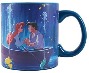 Color Changing Little Mermaid Mug