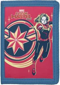 Customizable Captain Marvel Photon Fists Trifold Wallet