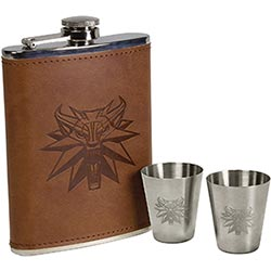 Dark Horse Deluxe The Witcher Flask Set
