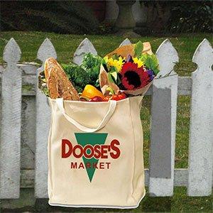 Dooses Market Tote Bag