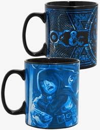 Dungeons And Dragons Beholder Heat Reveal Mug